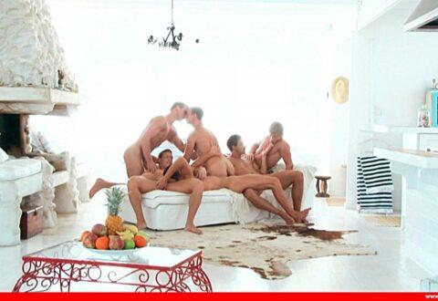 Condom Free: Robin Michaux, Adam Archuleta and Marc Ruffalo