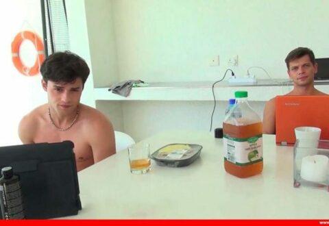 BelAmiOnline – Reality Porn – Adam Archuleta and Serge Cavalli